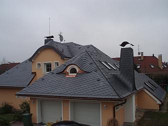 Montáž střešních oken Praha