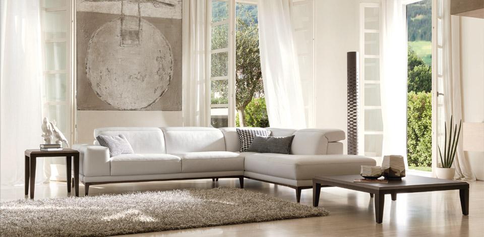 Natuzzi Italia - luxusní pohovky k okamžitému odběru skladem