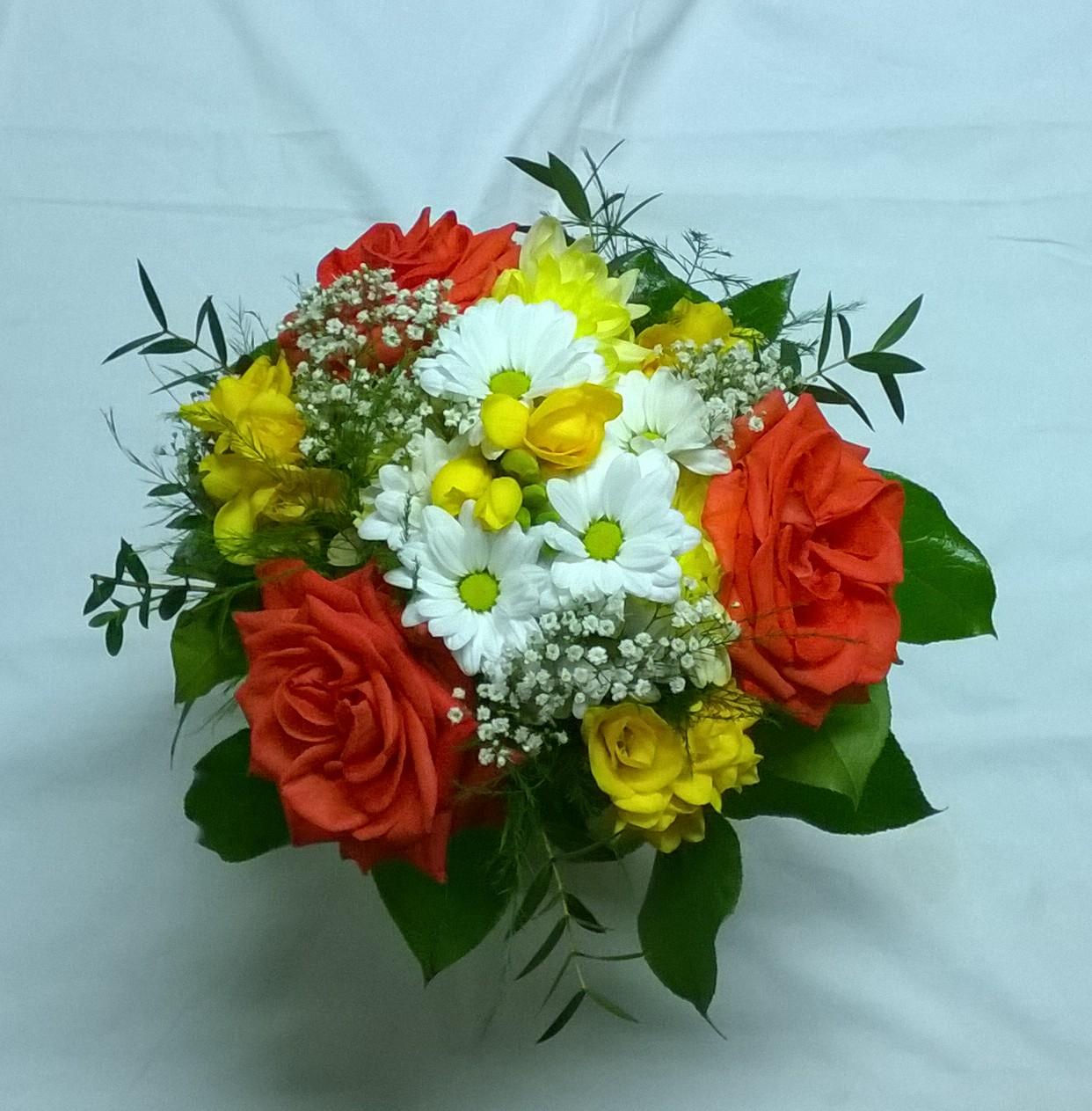 Květinářství s rozvozem Tábor  - Rozvoz dočasně pozastaven - pouze po domluvě!