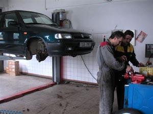 Kvalitní servis a opravy vozů Třebíč