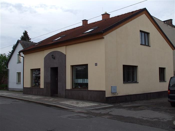 Kancelář v Sobotce