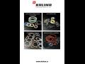 Průmyslové těsnící materiály, kroužky, automobilové těsnění Zlín
