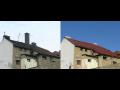Pokrývačské práce včetně montáže okapových systémů, oplechování střech