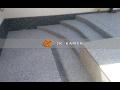 Kamínková dlažba, kamenný koberec na schodiště, terasu, k bazénu, do vjezdu
