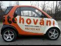 Autodoprava, stěhování, osobní doprava minibusem, Hodonín