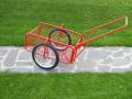 Tradiční ruční dvoukolové vozíky výroba a prodej Beroun – snadná přeprava věcí