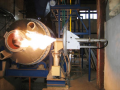 Professional installation and servicing of industrial burners from Kromschröder, the Czech Republic