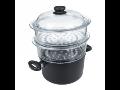 Titanové napařovací hrnce - eshop, nádobí pro zdravé vaření v páře