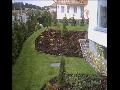 Zahrady, návrhy a realizace, údržba zeleně, parků, rekultivace Praha