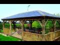 Dřevostavby roubenky sruby zahradní altány domky Náchod