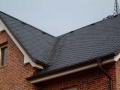 Výškové práce tepelné izolace podkroví terasy střešní okna Hradec