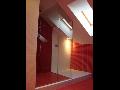 Interiérové sklo - příčky, skleněné dveře Praha