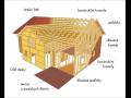 Stavební konstrukční dřevomateriály střešní latě vazníky Hradec