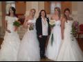 Svatební kytice, květiny na svatbu Tábor - kompletní svatební květinový ...