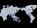 Global logistics – a dense network of representation around the world