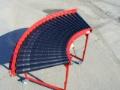 Doprava skladování sypkých hmot dopravníky pásové šnekové Chrudim