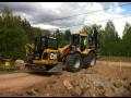 Zemní a výkopové práce - realizace základů pro stavby budov a terénní úpravy