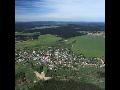 Město Abertamy, rekreace, turistika, cykloturistika, lyžařská oblast Krušné hory