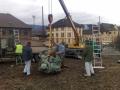 Speciální jeřábnické práce vozem Tatra do 20t