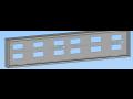 Herstellung von Blechkasten, geschweißte Blechkonstruktionen die Tschechische Republik