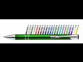 Reklamní kovové propisovací tužky - propisky Praha - včetně potisku ve vysoké kvalitě a krátké době