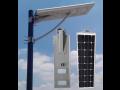 Moderní solární LED svítidlo do zahrad, na parkoviště nebo do venkovních prostor
