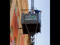Stavební výtahy nákladní, osobní, shozy na suť, pronájem, prodej Praha
