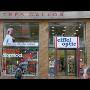 Reklamní moderní polepy výloh v Brně