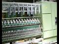 Prodej čistírenské linky mykací posukovací stroje Ústí nad Labem