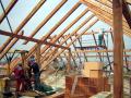 Výstavba podkroví, krovů, pergoly, střechy na klíč