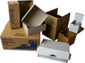 Lepenkové škatule (krabice) s chlopňami na mieru - prepravné obaly pre bezpečnú prepravu tovaru, Česká republika