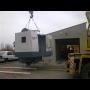 Sťahovanie, montáž, demontáž ťažkých strojov, obrábacích centier Púchov, Trenčín, Česká republika