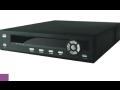 CCTV kamerové systémy a záznamové zařízení