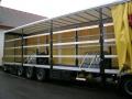 Kamionová doprava zahraniční, tuzemská, přeprava muldovými a chladírenskými návěsy