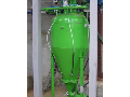 Vysokotlaký komorový podavač, navažovací a dávkovací systém - pneumatická doprava