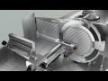 Automatický vertikální nářezový stroj VSI od BIZERBA Váhy a Systémy s.r.o.