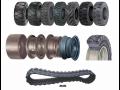 Pneumatiky pro vysokozdvižné vozíky superelastické, disky, pásy