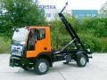 Servis pro hydraulické jeřáby - hydraulické ruce Praha - značek Palfinger, FASSI, HMF, HIAB