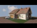 Projektování, návrh a zpracování projektu rodinného domu