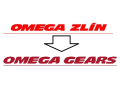 Společnost OMEGA spol. sr.o., mění své logo - nové a moderní logo OMEGA GEARS