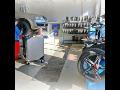 Kvalitní a profesionální pneuservis - přezouvání a vyvažování kol na moderních strojích