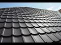 Skládané střešní krytiny - pálené, betonové, bitumenové, plastové a vláknocementové