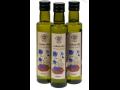 Kvalitní oleje lisované za studena - makový, lněný nebo z ostropestřce