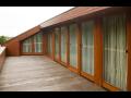 Kvalitní dřevěná okna - výborná tepelná izolace, snadná údržba a dlouhá životnost