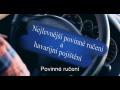 Povinné ručení vozů - výhodné povinné ručení pro Váš automobil