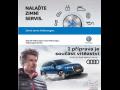 sezónní prohlídka vozu Podzim Zima - VoksWagen, Audi