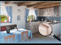 Patina Provence, Scandia u nábytkových dvířek - patinace jako dodatečná povrchová úprava