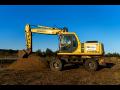 Zemní a výkopové práce - veškeré terénní úpravy minibagrem a smykovým nakladačem