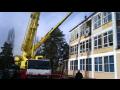 firma Modeko má k dipozici potřebnou techniku pro stěhování strojů