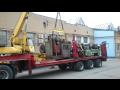 komplexní příprava strojů a výrobních linek pro transport
